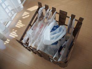 【リメイク】すのこ製ゴミ箱