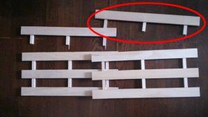 【リメイク】1枚の板を加工する