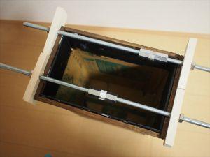 【リメイク】ハタガネで飾り枠を固定