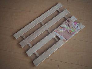 【リメイク】ダイソーすのこ40×25cm