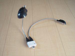 【リメイク】USBハブにライトをつなげる