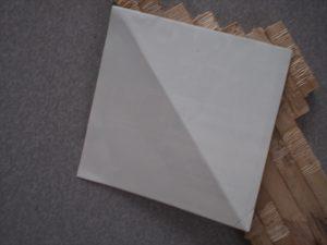 【リメイク】圧着した木材に印を付ける
