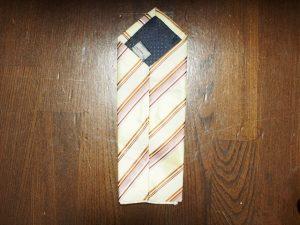 【リメイク】ネクタイを切る