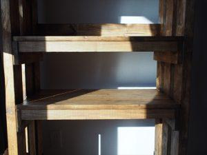 【リメイク】棚板支えに横板を追加