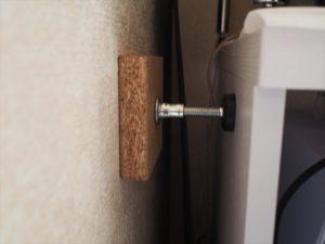 我が家の短い突っ張り棒代用品の使い方
